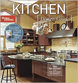 kitchen design guide better homes and gardens better homes gardens decorating amazoncom books. Interior Design Ideas. Home Design Ideas