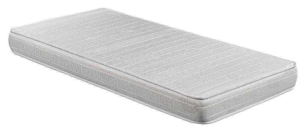 Colchón espuma HR, 90 x 190 x 16 cm, confort en dos caras, reversible, antiácaros - SmartCell (Otras medidas disponibles): Amazon.es: Hogar