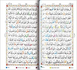 Color Coded With Tajweed Rules Download