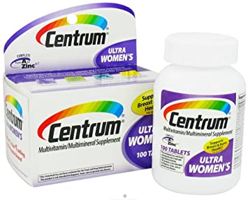 Centrum Multivitamin/Multimineral Supplement Women - 120 CT