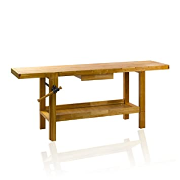 Table à raboter 200 x 82 x 50 cm  Amazon.fr  Bricolage 52cac0e8942f