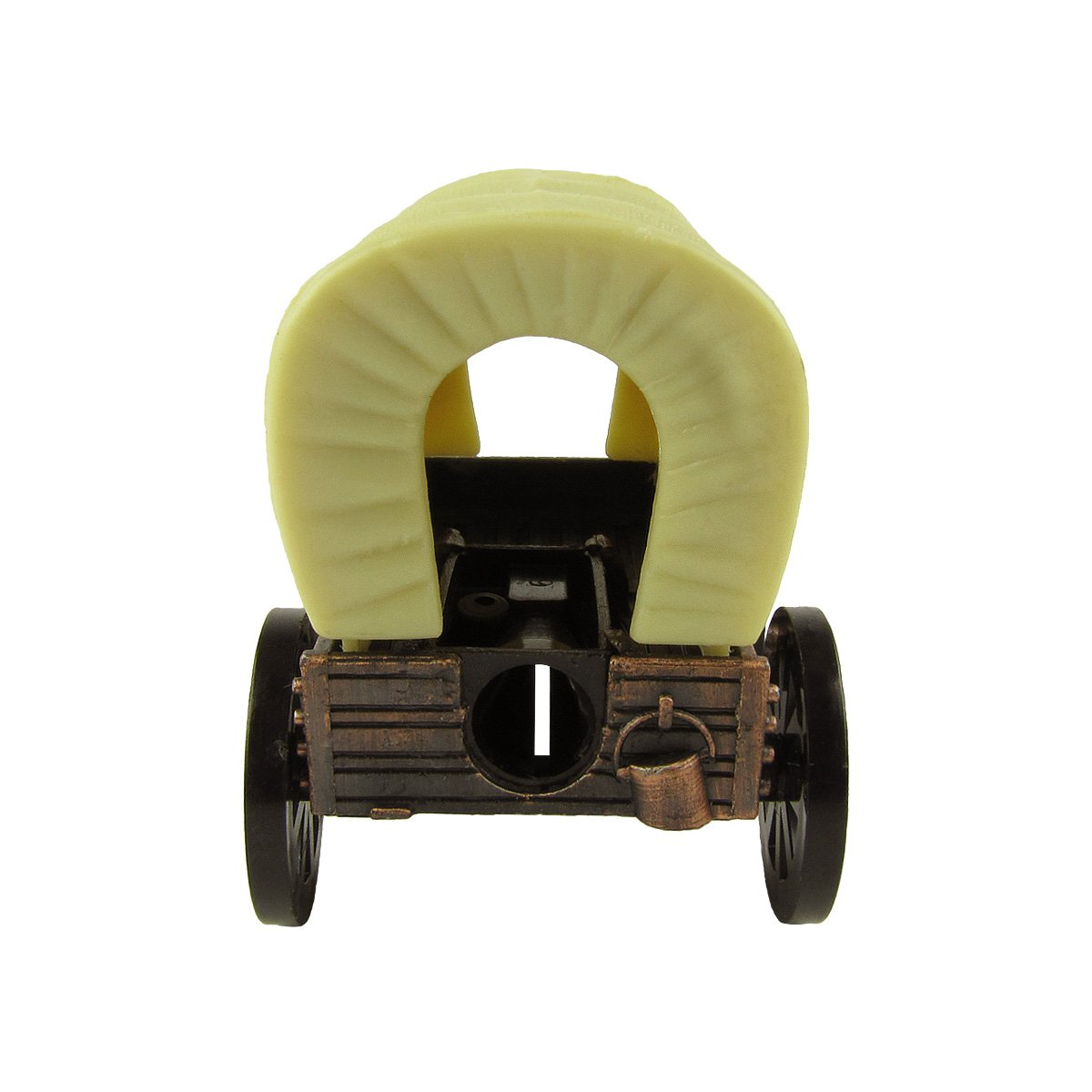 Covered Wagon Die Cast Pencil Sharpener