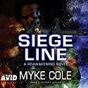 Siege Line Audiobook by Myke Cole Narrated by Korey Jackson