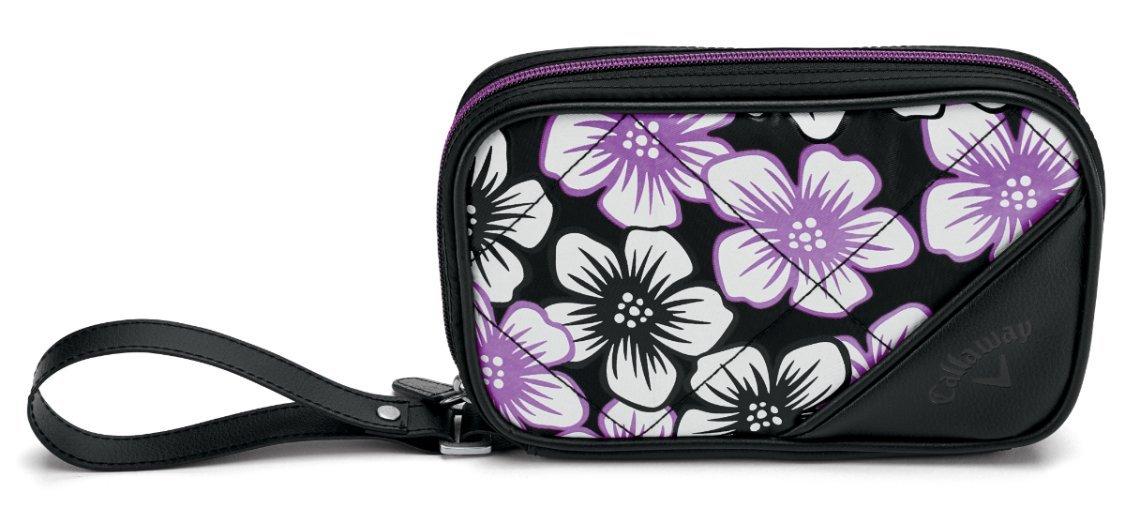 Callaway Unisexe Uptown Tote, Noir/violet, taille unique