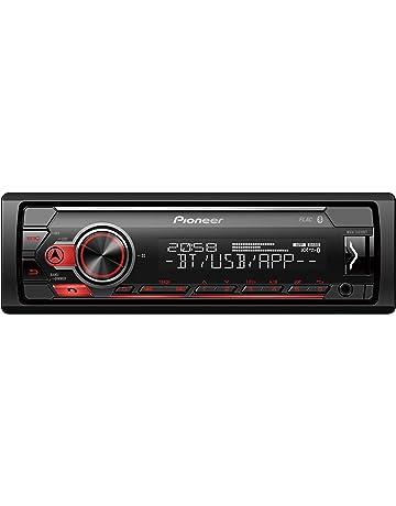 Pioneer MVH-S410BT - Sistema de Audio para Coche, Color Negro