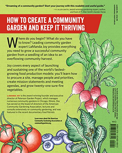 Start a Community Food Garden: The Essential Handbook by Timber Press (Image #1)