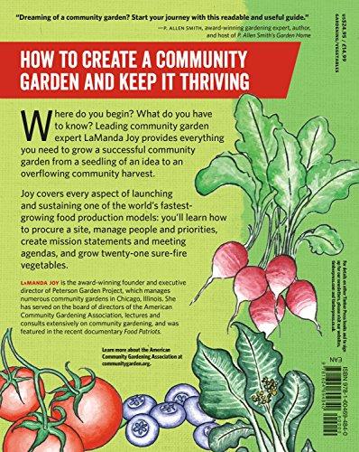 Start A Community Food Garden The Essential Handbook Adparitio