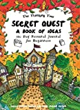 Secret Quest - Book of Ideas - 180 Day Personal Journal: Level A - For Beginners - A Homeschooling Diary for Boys (The Thinking Tree Diaries) (Volume 2)