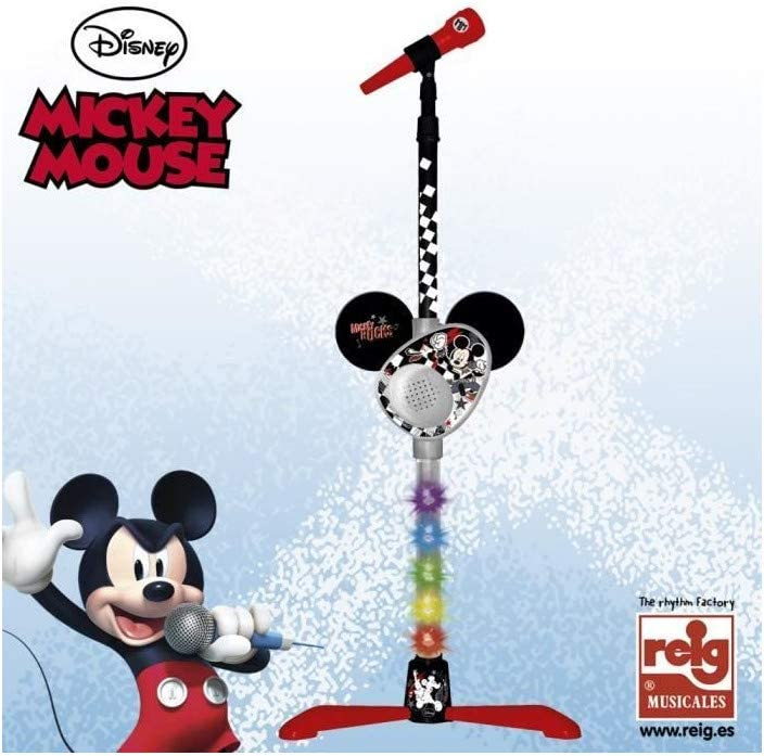 Mickey Mouse- Juguete Musical (Claudio Reig 5371)