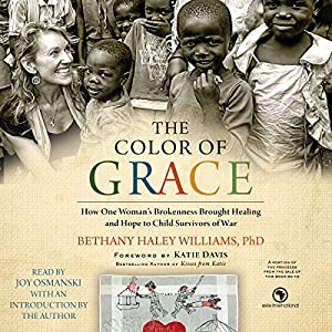 The Color of Grace Audiobook