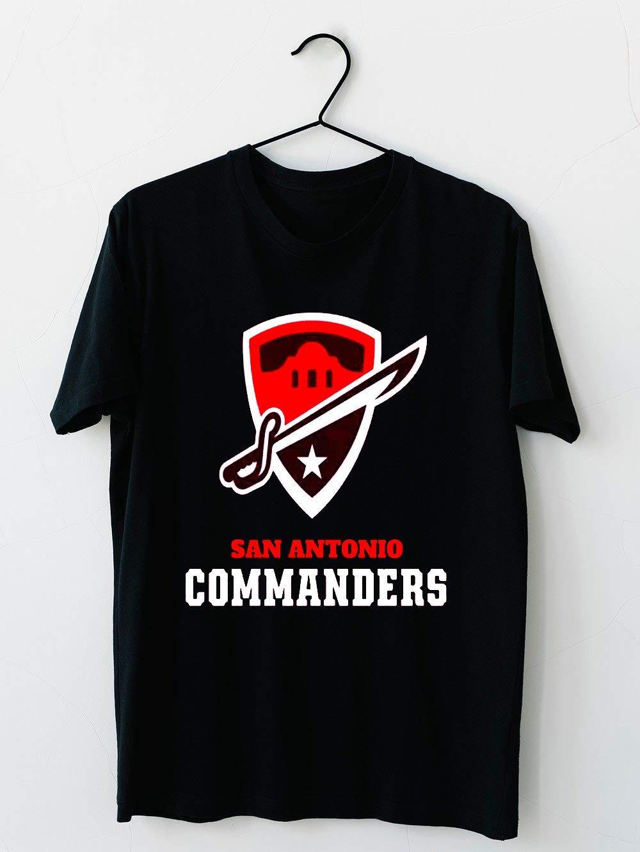 San Antonio Commanders For Unisex Shirts