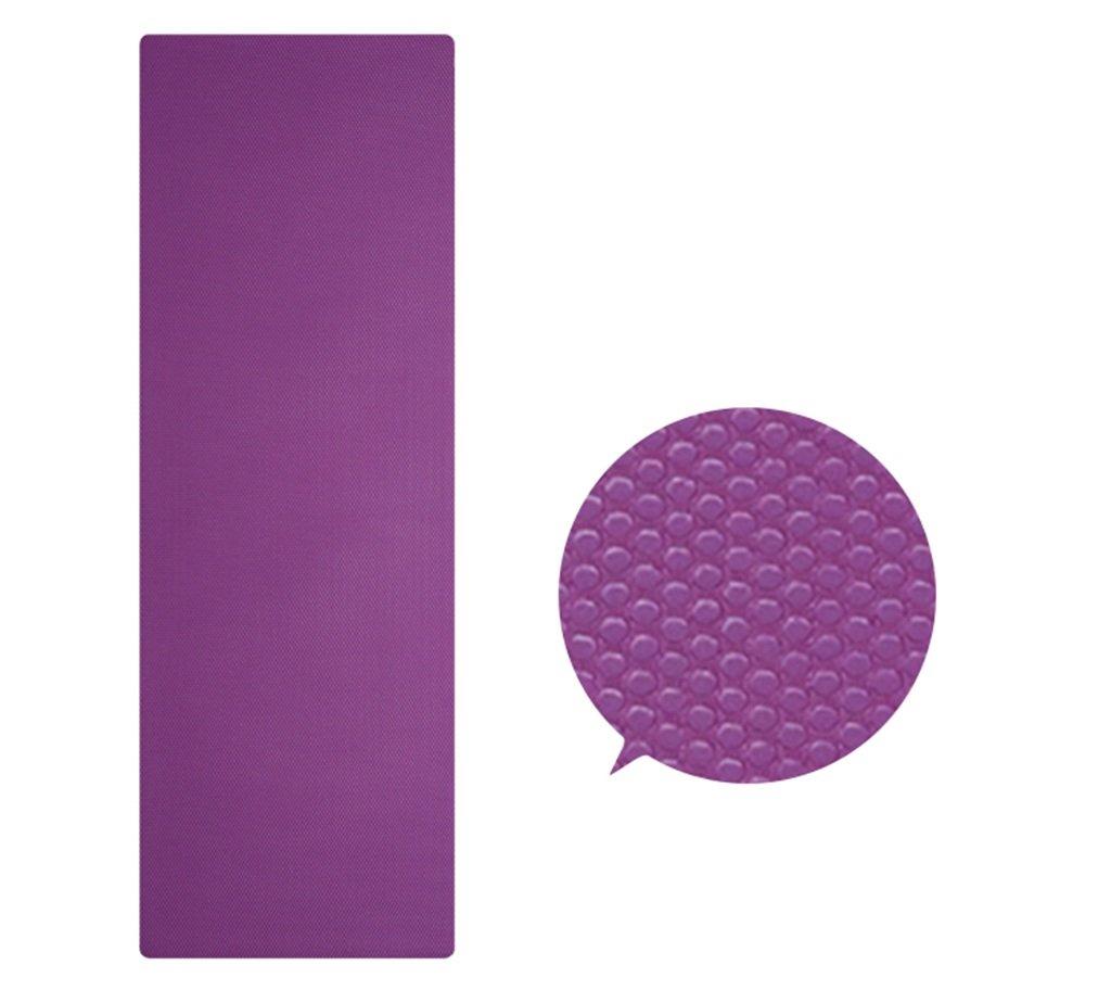 HCJYJD Yogamatten, Anti-Rutsch-Anfänger Licht Fitness-Matte Trainingsmatte Sit-ups Kissen (Farbe (Farbe Kissen    4) 789b68