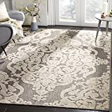 Cheap Safavieh Monroe Collection MNR152T Taupe Area Rug (9′ x 12′)
