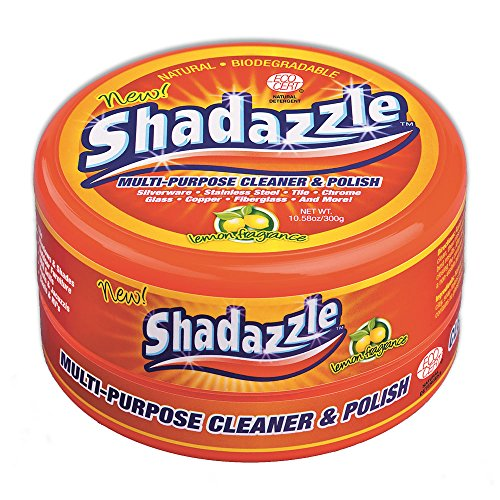 (Shadazzle Natural All Purpose Cleaner and Polish - Lemon)