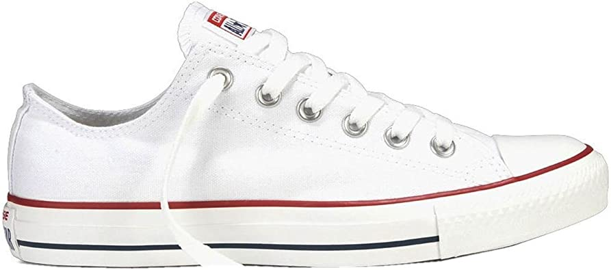 All Star Homme Basses Converse Blanche 45: Amazon.fr ...