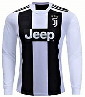 ff1471b612f HeadTurners Non-Branded Football Cristiano Ronaldo Juventus Full Sleeves  Jersey (No Shorts) for