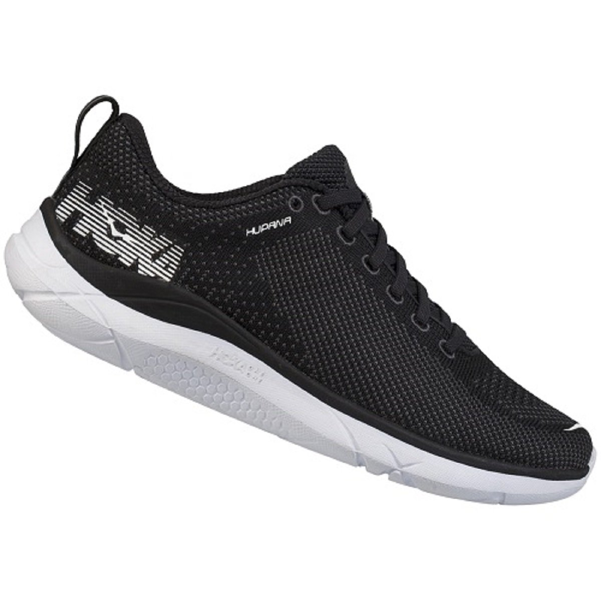 Hoka - Zapatillas de Running de Sintético para Hombre Negro Negro 47 1/3 EU