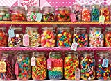Cobble Hill Candy Counter 350 Piece Pattern/Assortment 350 Piece Family Puzzle