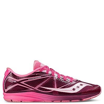 Saucony Women's Type A Running Shoe,Pink/Purple,US ...
