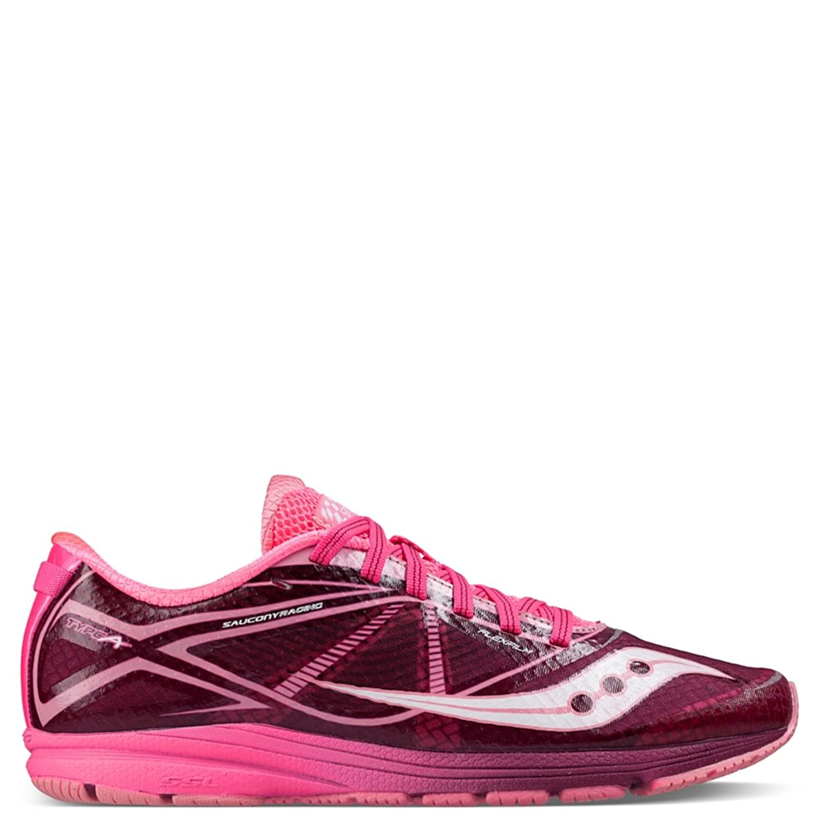 Saucony Type A Variation Pink | Purple Pink | Purple - 1