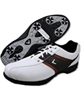 Callaway Men's Chev Comfort Saddle Golf Shoe