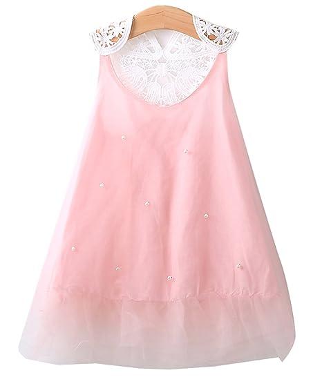 Pink Backless Dress