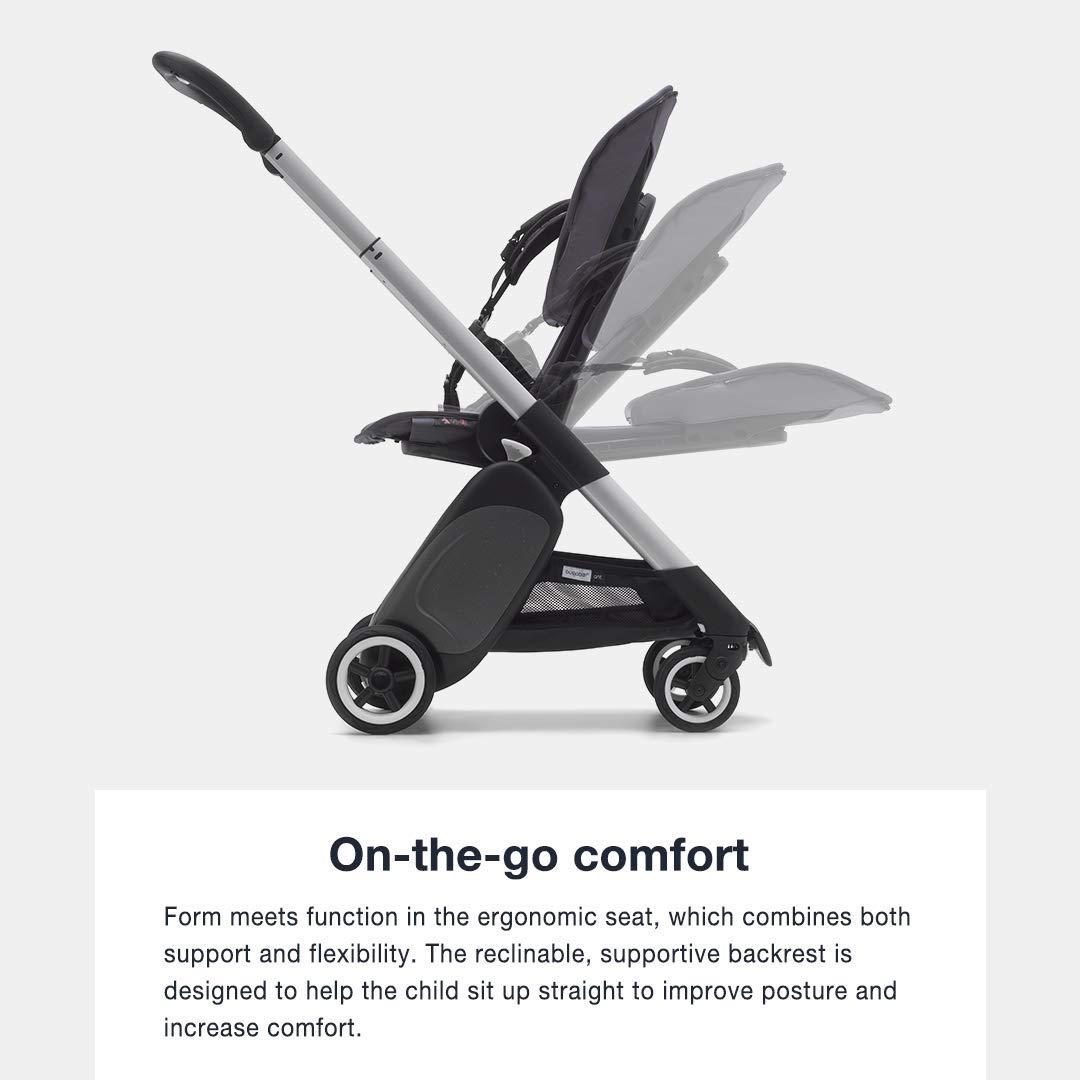 Amazon.com: Bugaboo Ant - Cochecito de bebé - Cochecito ...