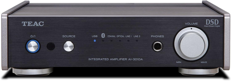 プリメインアンプ TEAC ティアック USB DAC AI-301DA-SP