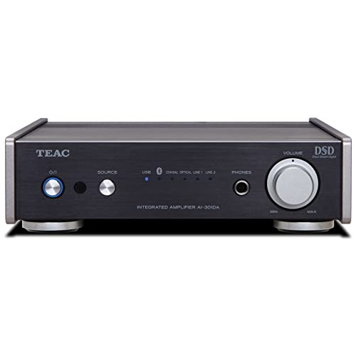 TEAC USB DAC/ステレオプリメインアンプ AI-301DA-SP/B