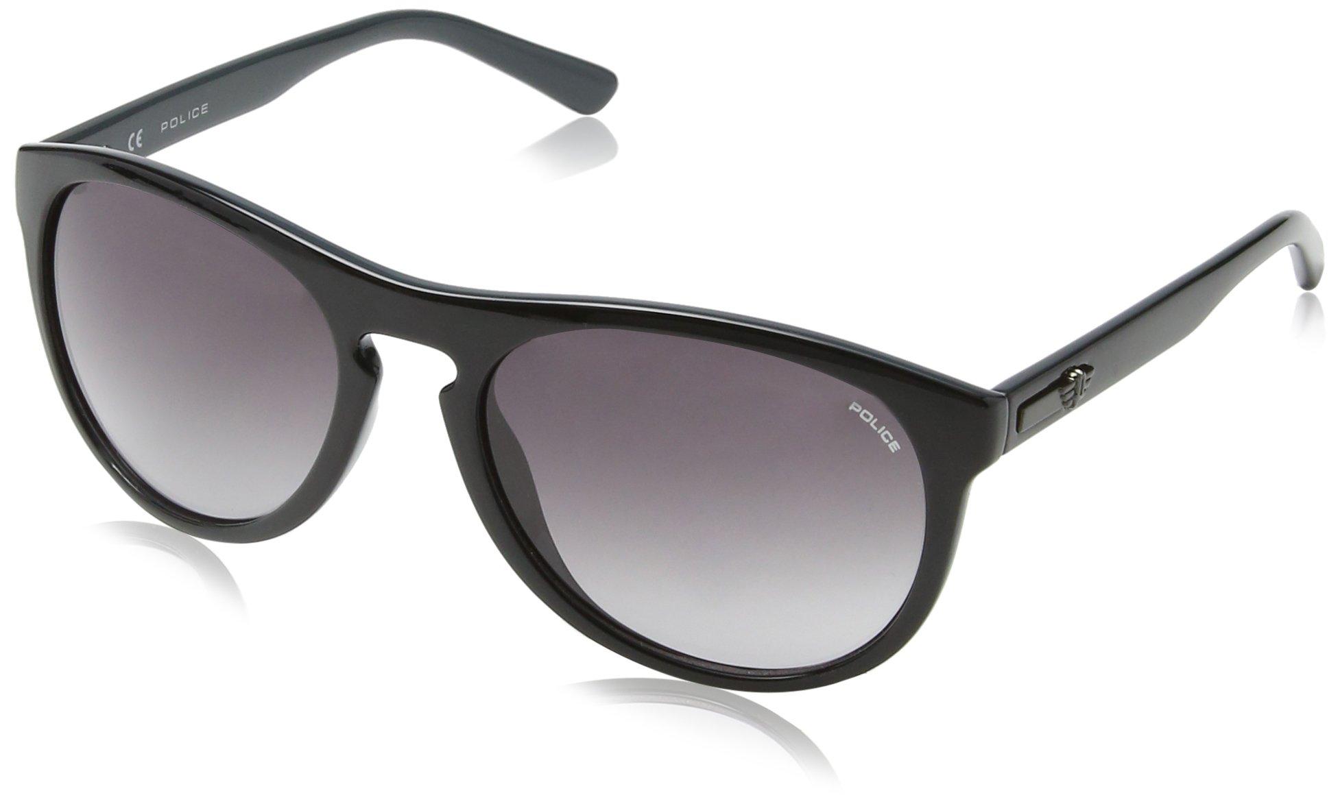 Police S1871-0Z93 Mens Astral 2 S1871-0Z93 Black Sunglasses