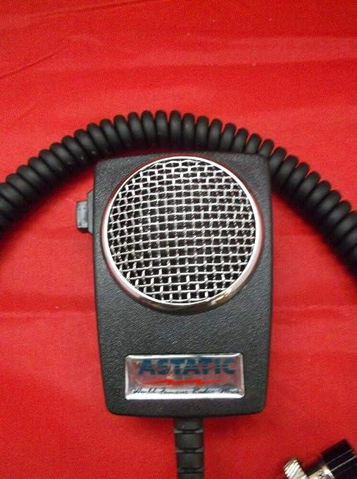 5 pcs 6 PIN MIC MICROPHONE FEMALE PLUG NEW RCI CB HAM RADIO