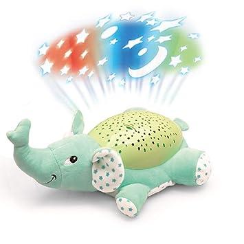 kekai Peluche Estrellas proyector, Baby lámpara de luz Nocturna ...