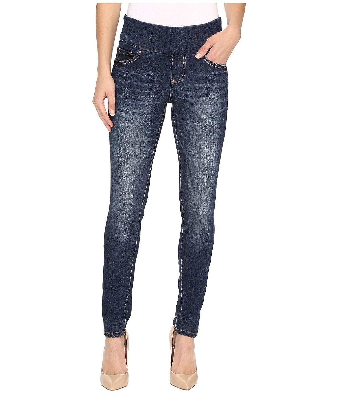Nora Skinny Jeans in Medium Indigo by Jag Jeans