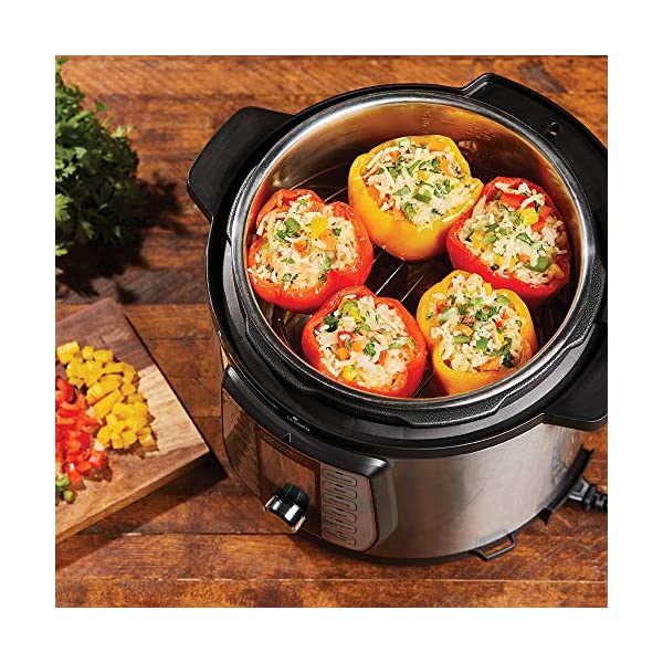 Power Quick Pot 8 QT 37-in-1 Multi-Use Programmable Pressure Cooker 5
