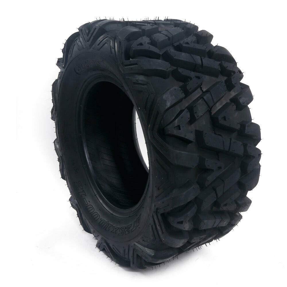 1 of ATV UTV 25x8-12 6PR Tubeless Bias 25//8-12 ATV UTV Sports Off-Road all-terrain Tires LRC