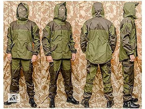 GORKA 3 BARES RUSO ORIGINAL Fuerzas Especiales del Ejército ...