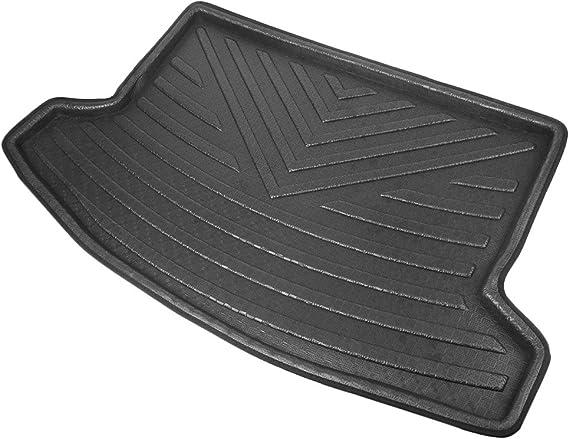 2014-2015 Impreza Hatchback MAX LINER D0265 SMARTLINER All Weather Cargo Floor Mat Black for 2013-2017 Subaru XV Crosstrek