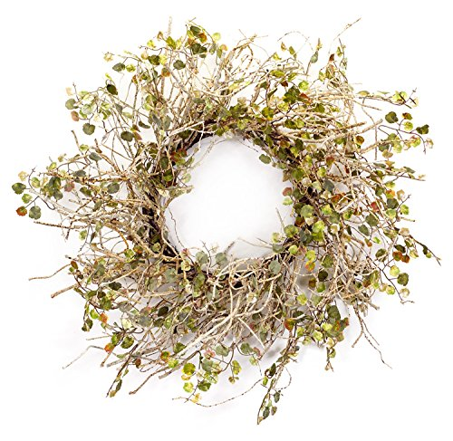 Birch Twig Wreath - 3