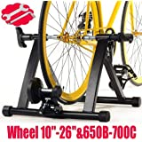 Gotobuy Indoor Bicycle Bike Trainer Exercise Stand Resistance Stationary