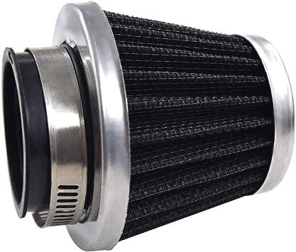 42mm Performance Air Filter For ATV Go Kart Pit Dirt Bike Scooter Moped 35/& 48MM