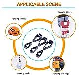3pcs Glove Grabber Clip Holder Work Safety Clip