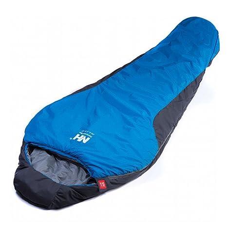 Saco de dormir Hoaey para 3-4estaciones, ligero, de nailon 320D
