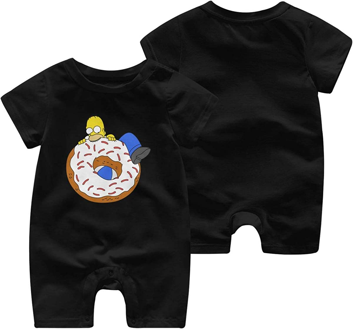 Cute Owls Infant Baby Boys Girls 100/% Organic Cotton Jumpsuit Outfit 0-2T