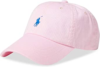 Ralph Lauren - Gorra de béisbol - para Hombre Carmel Rosa Talla ...