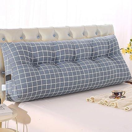 Sensational Amazon Com Pasateil Triangle Bedside Cushion Long Bolster Evergreenethics Interior Chair Design Evergreenethicsorg
