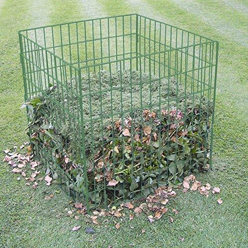 (Bosmere 100-Gallon Wire Compost Bin in Green)