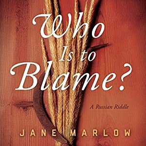Who Is to Blame? Audiobook
