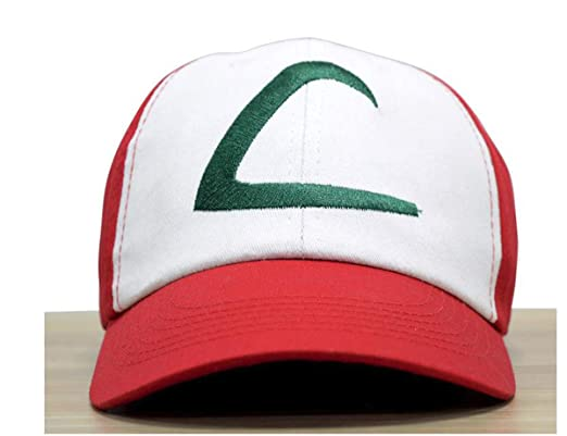 a4cce17180fd1 Nintendo Pokemon Ash Ketchum Cap Embroidered Hat One Size-Style A   Amazon.co.uk  Toys   Games