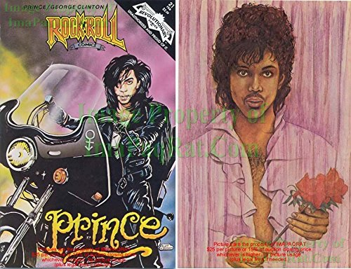 Rock 'N' Roll Comics #21: Prince