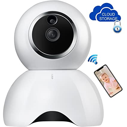 Buy AUSCREZICON 960P Intelligent WiFi IP Camera, Indoor Home